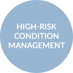 High-risk condition management