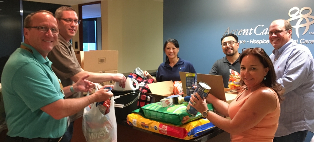 AccentCare Launches Hurricane Harvey Relief